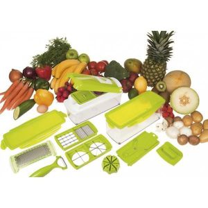 Nicer dicer plus achat vente nicer dicer plus pas cher les soldes sur cdiscount cdiscount - Nicer dicer coupe legumes ...