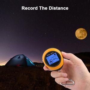 GPS PEDESTRE RANDONNEE  Mini navigation GPS, traceur de localisation en pl