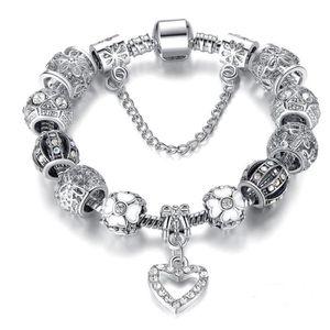 bracelet pandora charms femme 18 cm