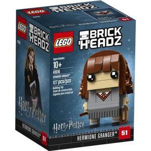 ASSEMBLAGE CONSTRUCTION LEGO® BrickHeadz 41616 Hermione Granger™ - Harry P