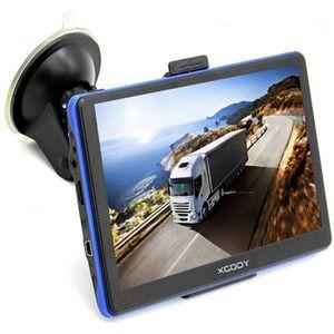 GPS AUTO 886 Bluetooth Truck Système de Navigation GPS pour