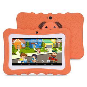 TABLETTE ENFANT Kawbrown Tablette Enfant 512Mo + 4Go 7 Pouces avec