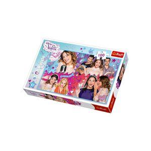 PUZZLE Puzzle Violetta Disney 100 pièces - HOMEROKK