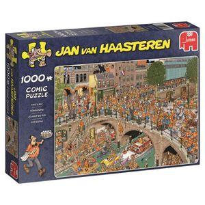 PUZZLE puzzle Jumbo Roi 1000 Pièces
