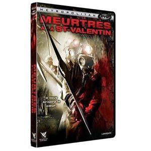 DVD FILM Meurtres À La St Valentin 3D - DVD ~ Jensen Ackles