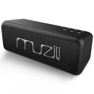 ENCEINTE NOMADE Muzili Enceinte Bluetooth portable sans Fil IPX7 H