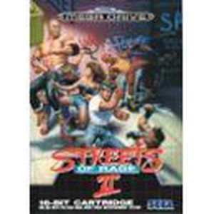 JEU CONSOLE RÉTRO Streets Of Rage II