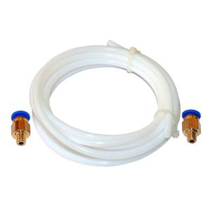 PIÈCE IMPRIMANTE Tube De Bowden Ptfe En TÉFlon De 2 MÈTres Filament