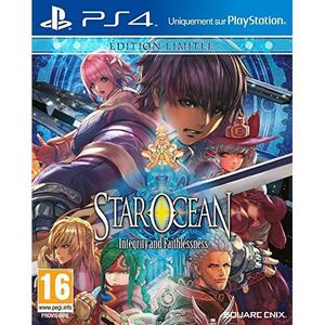 JEU PS4 Star Ocean 5 : Integrity And Faithlessness - Limit