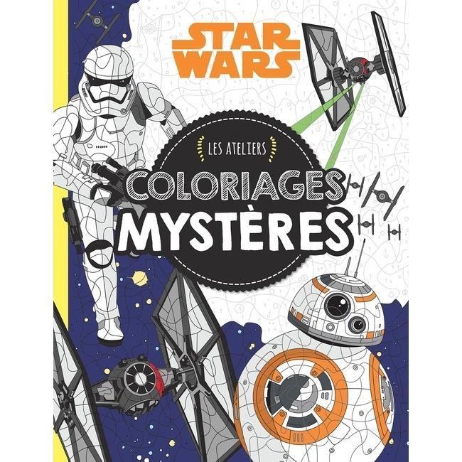 Star Wars Coloriage Achat Vente Jeux Et Jouets Pas Chers
