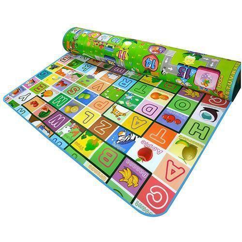 1.8x2M epais Puzzle Coussin Ramper Tapis etanche bebe Jouer tapis Enfant SCB60