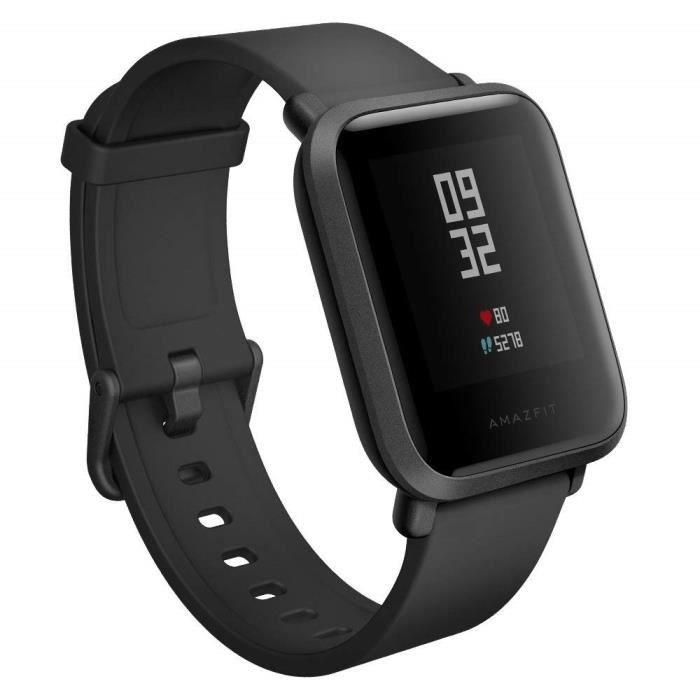 Amazfit BIP SmartWatch de huami avec fréquence Cardiaque Tout Le Jour Suivi d'activité Surveillance du Sommeil GPS