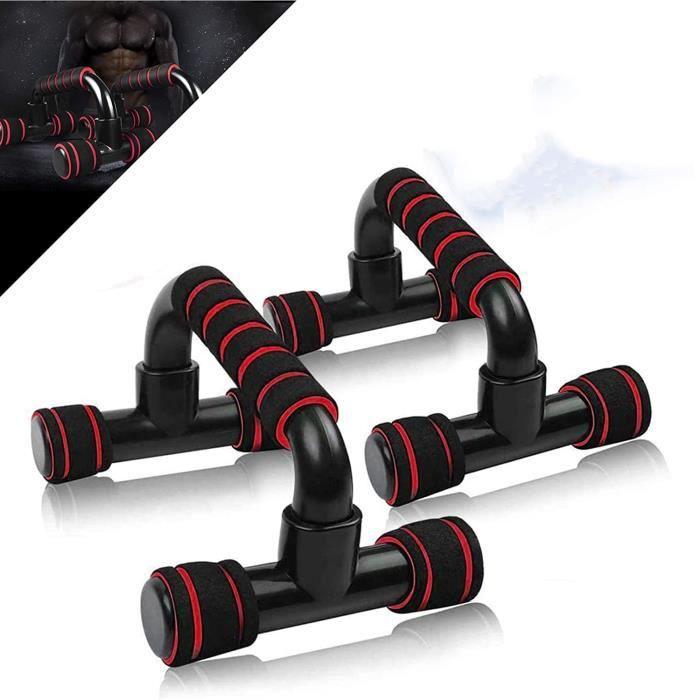 Pompes, Poignées Pompes Musculation, Push Up Bars, 2 poignées de Pompes, Poitrine Abdominale Exercice, Poignet Musculation