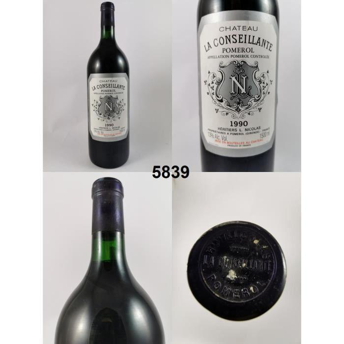 Château La Conseillante (Magnum) 1990, Pomerol, Rouge, 150 cl.