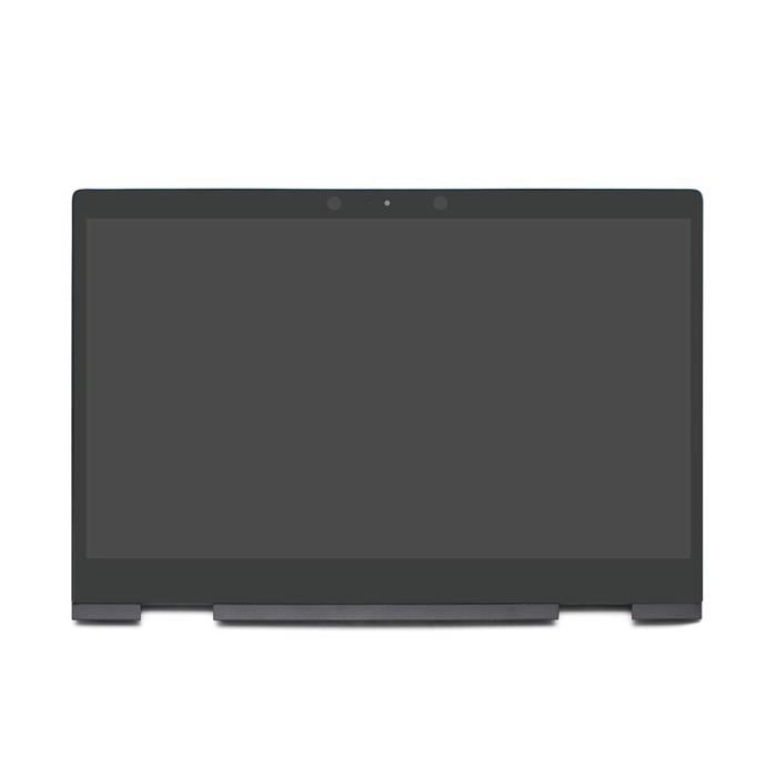 FTDLCD® 15,6 pouces FHD LED Ecran Tactile Numériseur LCD Asssembly pour HP Envy x360 15-bp series (1920x1080)