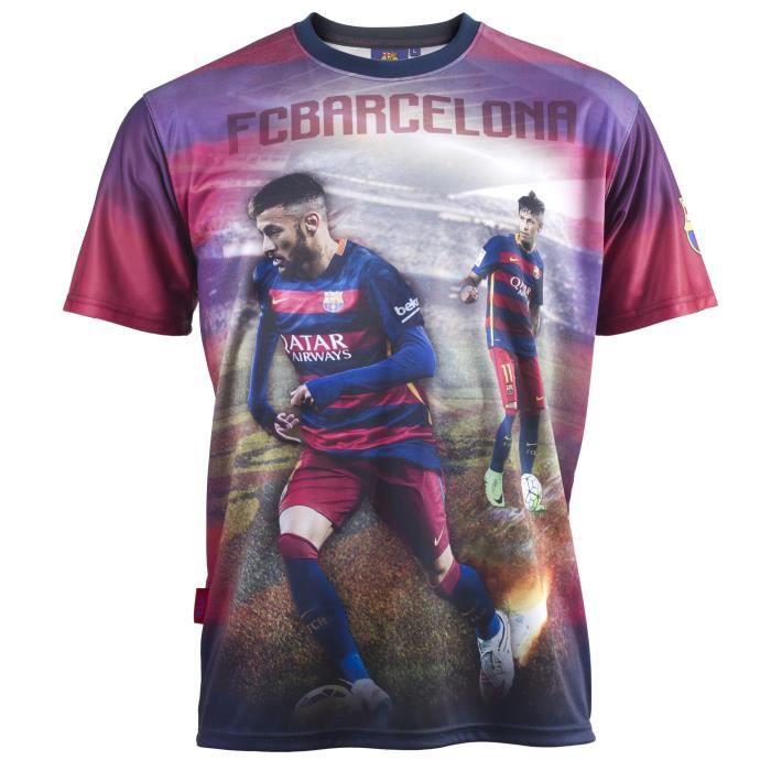 Maillot Barça - NEYMAR Jr - Collection officielle FC BARCELONE