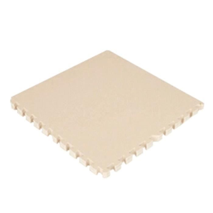 TAPIS Interlocking Mats mousse EVA Foam Tapis (4 Tuiles)