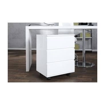 mobilier de bureau carmen blanc achat vente. Black Bedroom Furniture Sets. Home Design Ideas