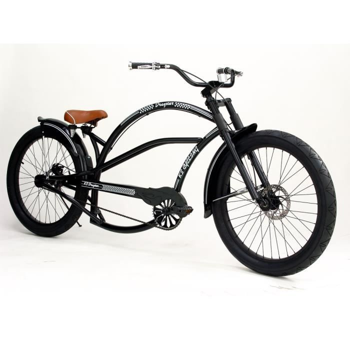beach cruiser 26 39 39 dragster ks cycling prix pas cher cdiscount. Black Bedroom Furniture Sets. Home Design Ideas