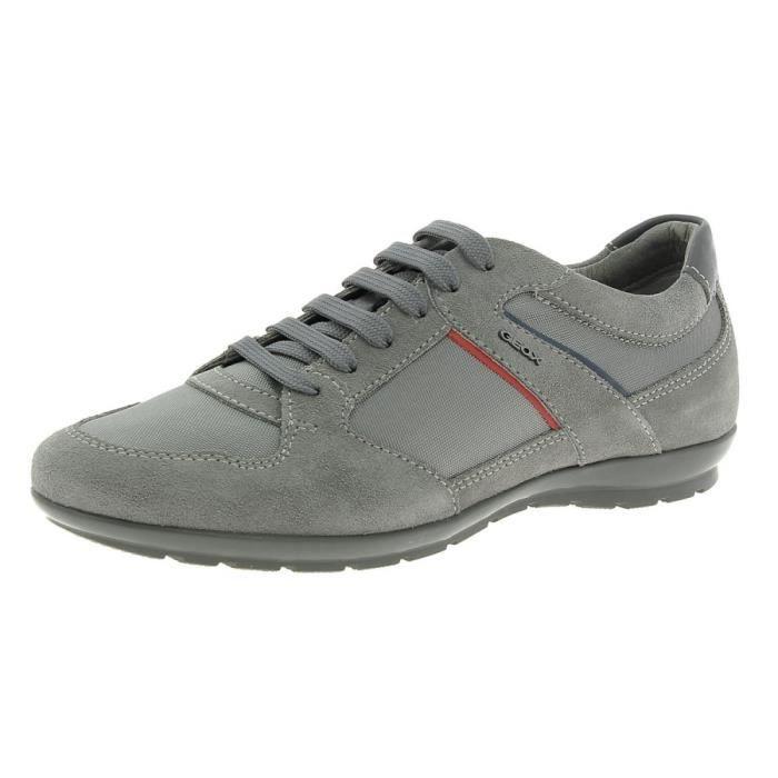 Homme U Sport Geox De Chaussures Gris Symbol edCrBWxo