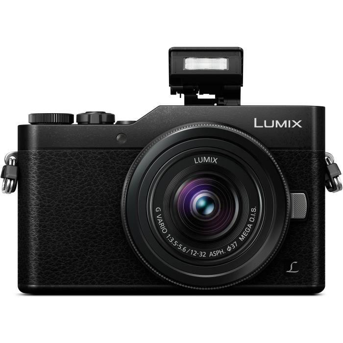 APPAREIL PHOTO HYBRIDE PANASONIC GX800 Noir - Appareil photo hybride - Op