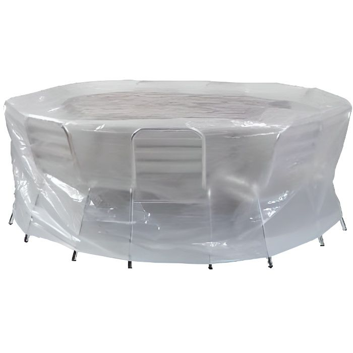 Protection table ronde - Achat / Vente pas cher