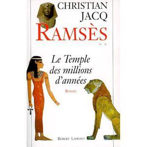 ROMANS HISTORIQUES Ramsès Tome 2