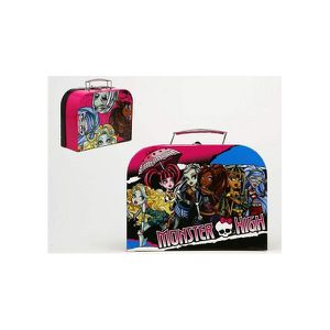 valise bagage malette monster high