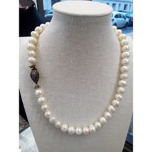 long collier de perle pas cher