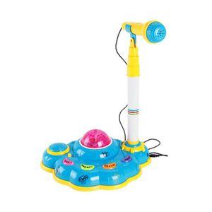 MICRO - KARAOKÉ Enfants Karaoké Microphones Microphone pour le cha
