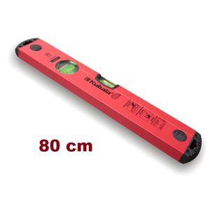 80 cm BMI 601080 Inclitronic Niveau /à Bulles /Électronique Multicolore