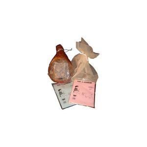 SAC DE CONSERVATION Sac écru à jambon vg 95 x 65