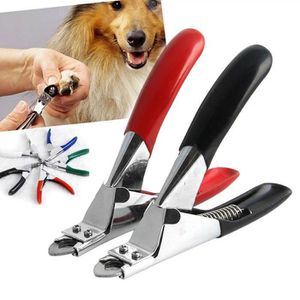 COUPE-ONGLES Coupe ongles acier inoxydable pour chien Chat Coul