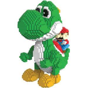 ASSEMBLAGE CONSTRUCTION figurines grande taille diy Super Mario modèles na