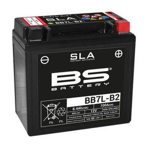 BATTERIE VÉHICULE Batterie BS BATTERY BB7L-B2 SLA sans entretien act