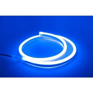 NÉON - ÉCLAIRAGE LED Néon Flexible LED Bleu - 220V - 10W - IP67 10mm