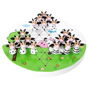 ASSEMBLAGE CONSTRUCTION Jeu en bois - Dames chinoises 'Vaches' - Legler 10