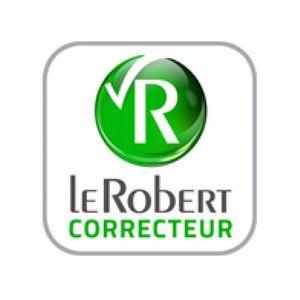 LANGUE À TÉLÉCHARGER Dictionnaire- Le Robert Correcteur - Nouvelle vers