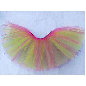 TUTU - JUSTAUCORPS Sexy 5 Couches Design Tutu Costume de Danse Pour L