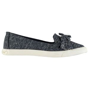 SLIP-ON Rocket Dog Clarita Bow Chaussures Slip On Femmes