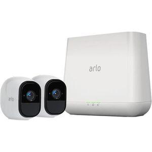 CAMÉRA DE SURVEILLANCE Arlo Pro|VMS4230-100EUS|Kit de sécurité 100% Sans
