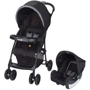 POUSSETTE  SAFETY 1ST Poussette Taly 2 en 1 Black Chic