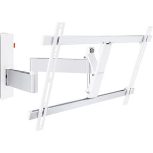 FIXATION - SUPPORT TV Vogel's WALL 3345 White - support TV orientable 18