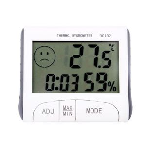 THERMOMÈTRE - BAROMÈTRE Thermomètre digital intérieur Température Humidimè