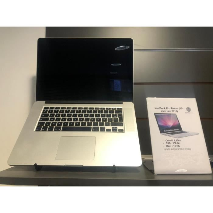 MacBook pro retina 15-inch I7 2.3 Ghz