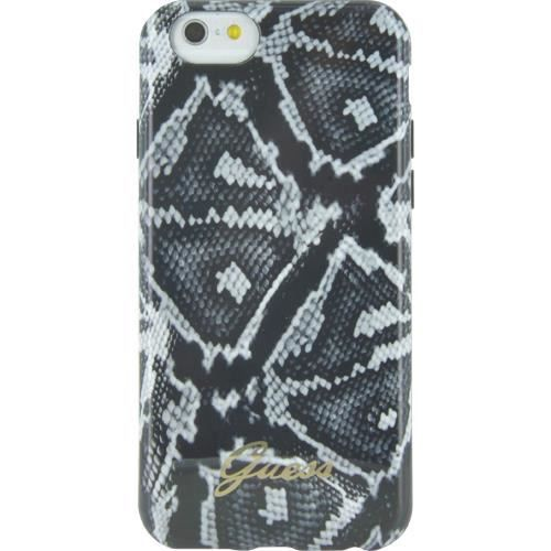 GUESS Coque semi-rigide imprimé serpent - Pour iPhone 6 / 6S