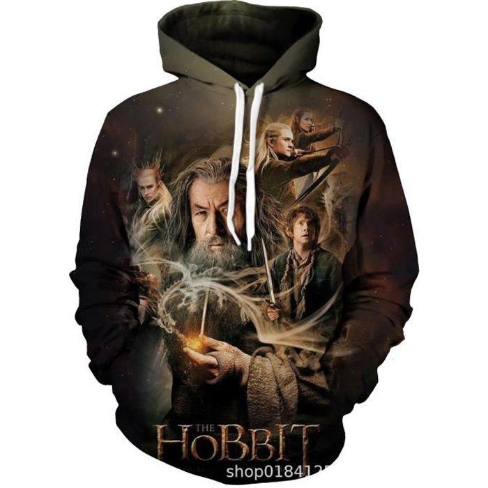 Sweater Femme Homme Automne Hiver Tops À Manches Longues Encapuchonné Sweat-Shirt Harry Potter Imprimé Sweats À Capuche Chemisiers P