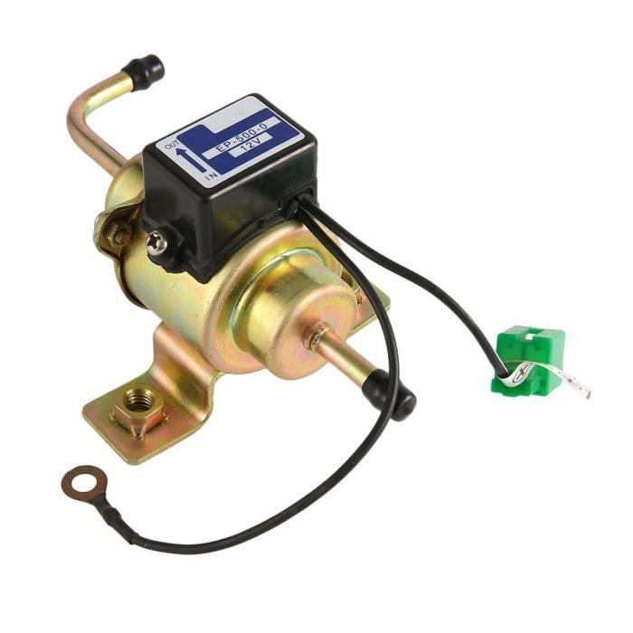 Pompe à essence électrique de gaz de voiture automatique 12V 5PSI pompe électronique externe pour TOYOTA pour NISSAN pour Mazda
