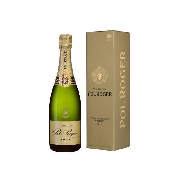 Champagne Pol Roger Blanc de Blancs Vintage 2008 75 cl