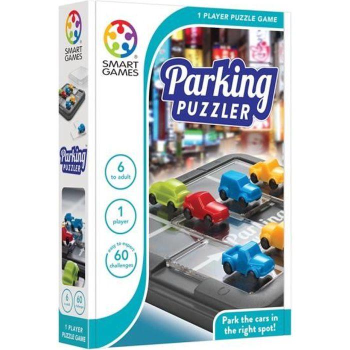 jeu apprentissage Smart Games Jeu Parking Puzzler